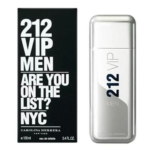 Carolina Herrera 212 Vip Perfume For Men 100ml Eau de Toilette