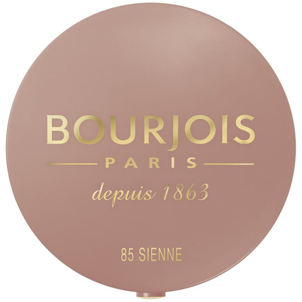 Bourjois, Little Round Pot Blusher. 85 Sienne