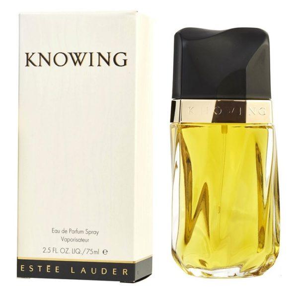 Estee Lauder Knowing Eau De Perfume For Women 75ml