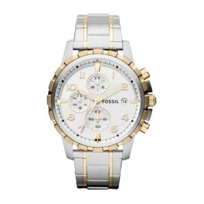 23e3dd80779 Buy Fossil FS4795 Dean Chronograph Stainless Steel Men s Watch ...