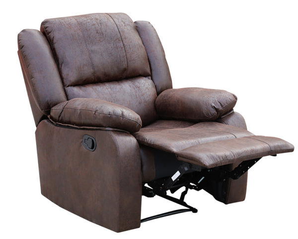 Valmont Recliner Chair Brown