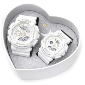 a3c5e7d9d Casio LOV-17A-7ADR G-Shock   Baby G Lovers Collection Pair Watch