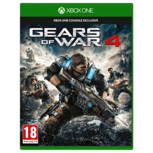 Free Microsoft Xbox One Gears Of War 4 DLC GAMING PROMO