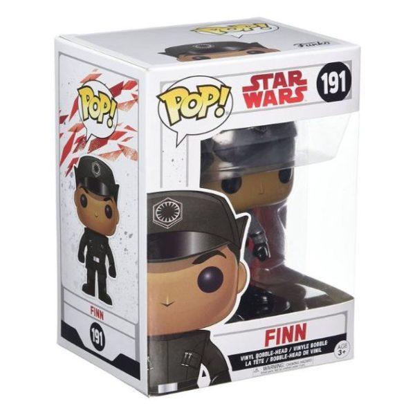 Funko Pop Star Wars Finn Toy FU14744