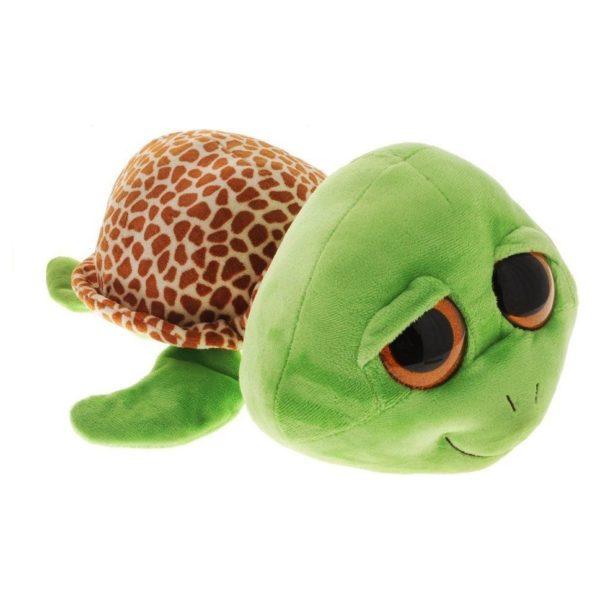 TY Beanie Boos Turtle Zippy Green 36809