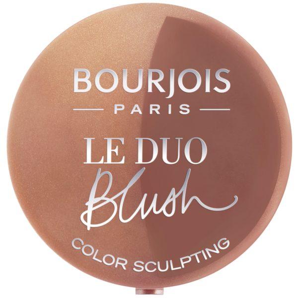 Bourjois Duo Blush Sculpt 03 Carameli melo