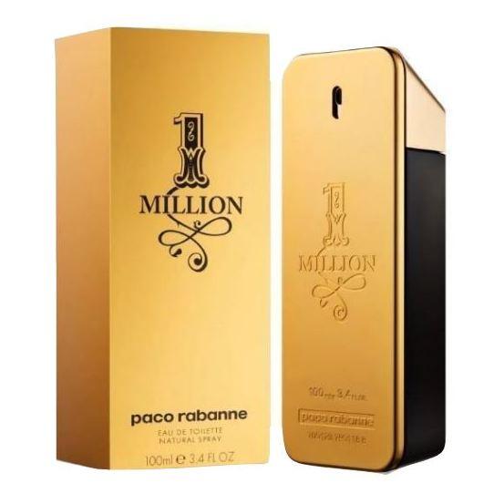 Paco Rabanne One Million For Men 100ml Eau de Toilette Price ... e1ad62da5561
