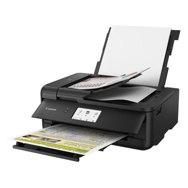 Canon PIXMA TS9540 All-In-One Inkjet Printer Black