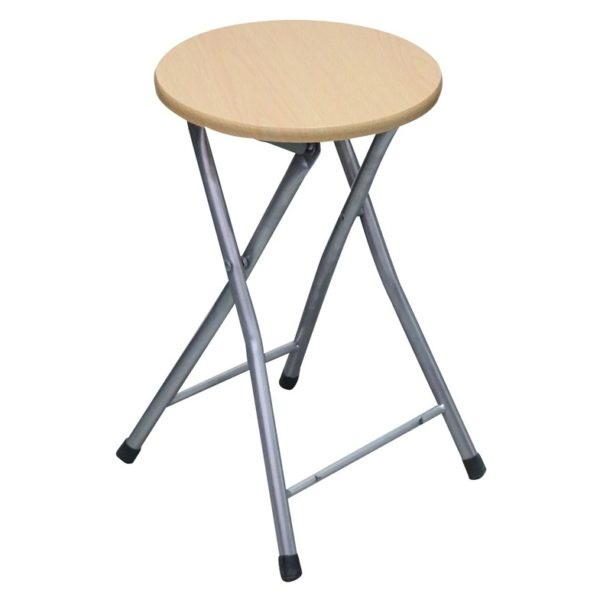 Superb Buy Homestyle Wooden Folding Stool Price Specifications Caraccident5 Cool Chair Designs And Ideas Caraccident5Info