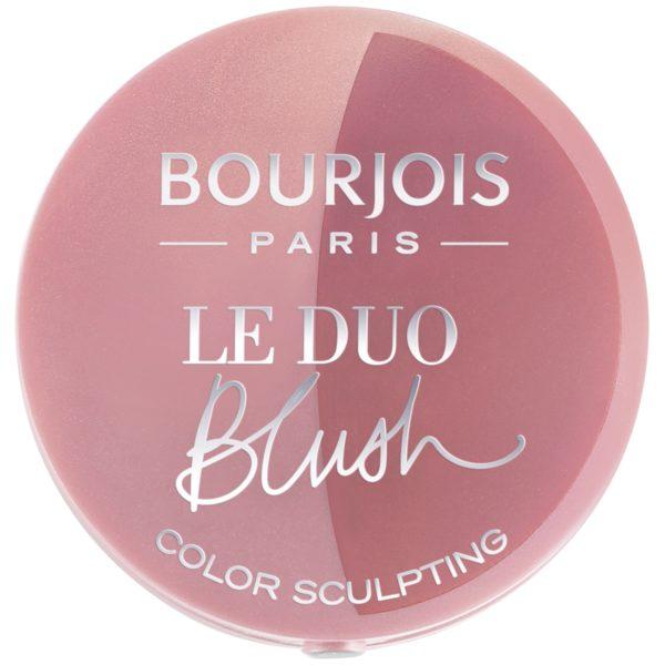 Bourjois Duo Blush Sculpt 01 Inseparoses