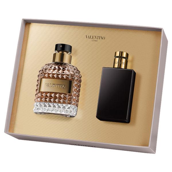 Set Menvalentino Shave Uomo Gift 2 Valentino Balm 100ml EdtAfter Piece For nPywmOvN80