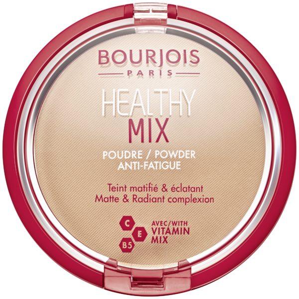 Bourjois Healthy Mix Anti-Fatigue Powder 03 Dark Beige