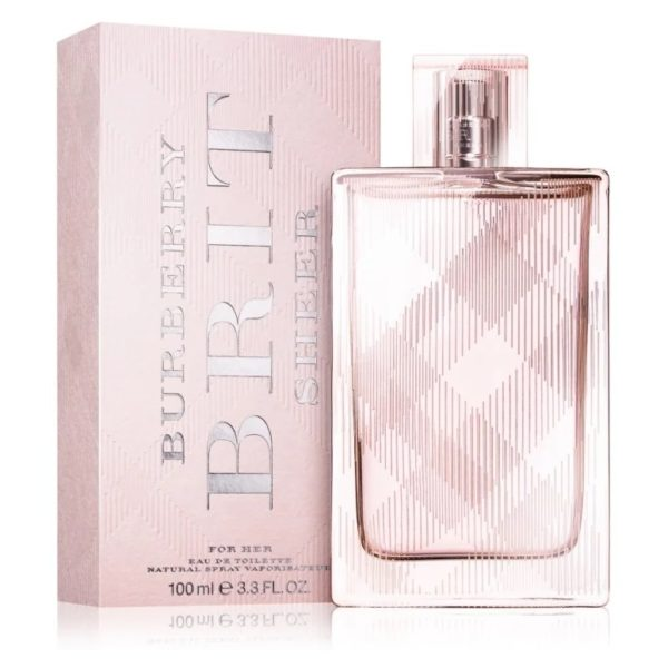 f0b0843e54 Buy Burberry Brit Sheer For Women 100ml Eau de Toilette – Price ...
