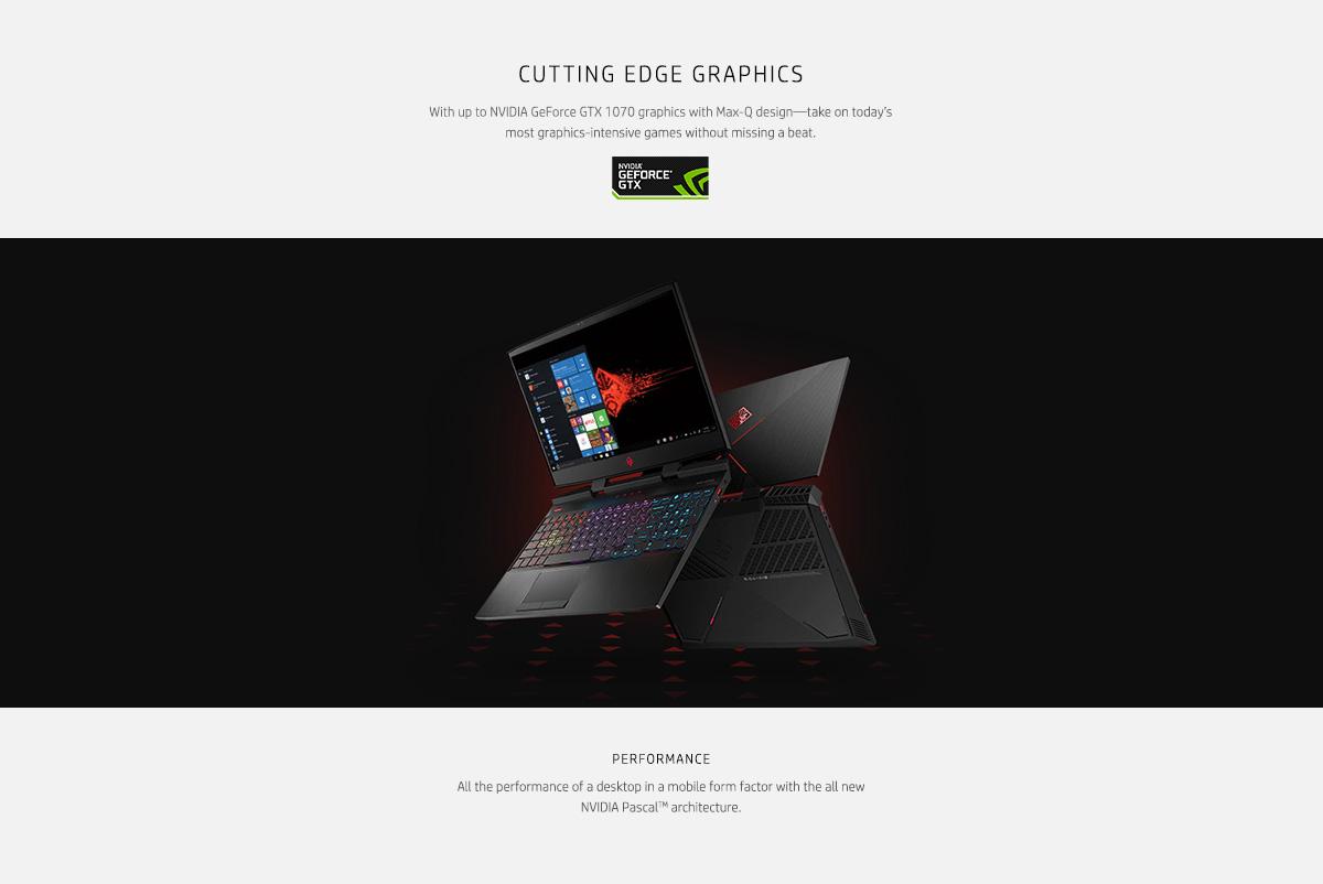 HP Omen Gaming Laptop – Sharaf DG UAE