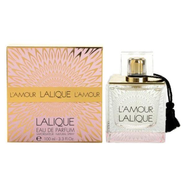 681cbe98f Buy Lalique L'Amour For Women 100ml Eau de Parfum – Price ...