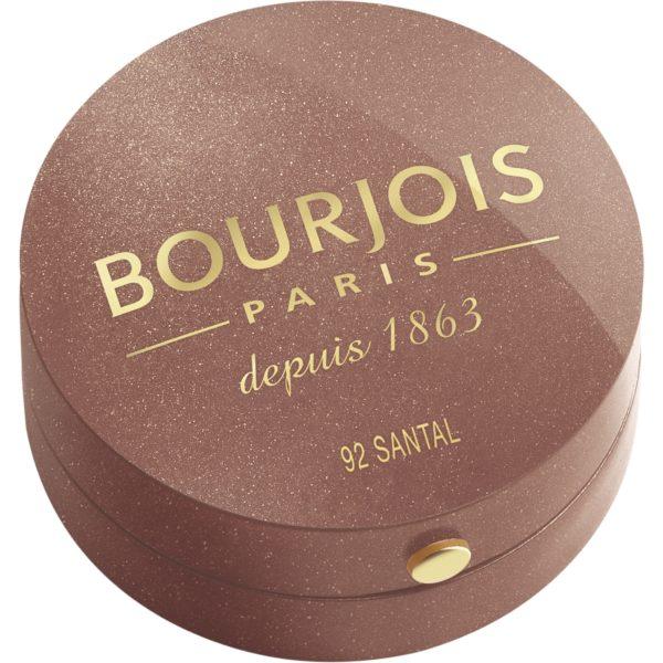 Bourjois, Little Round Pot Blusher. 92 Santal