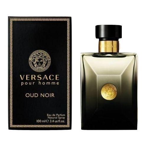 Versace Pour Homme Oud Noir Perfume For Men 100ml Eau de Toilette