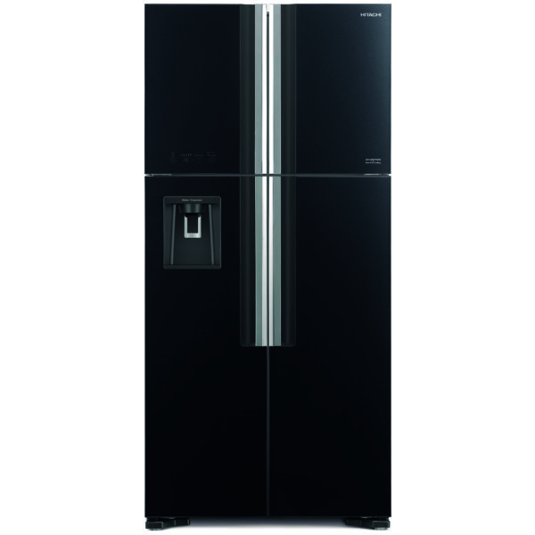 Hitachi French Door Refregerator 760 Litres RW760PUK7GBK