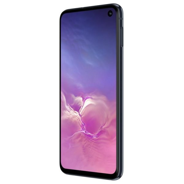 Samsung Galaxy S10e 128GB Prism Black SM-G970F 4G Dual Sim Smartphone
