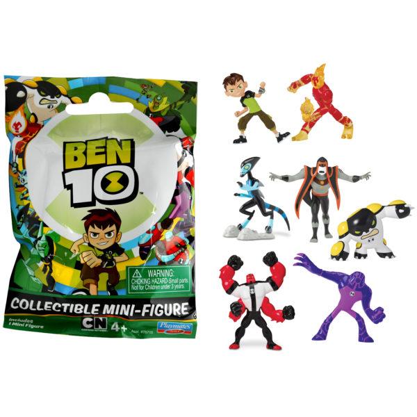 Ben 10 Mini figures