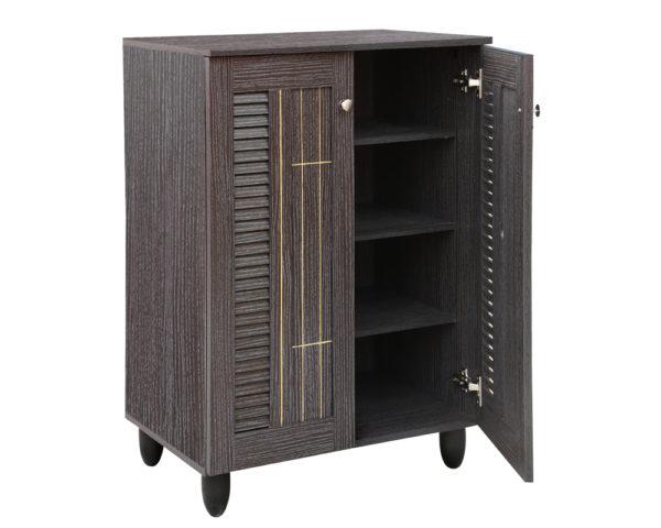 Avita 2 Door Shoe Cabinet