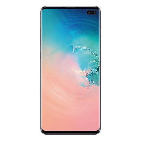 Samsung Galaxy S10+ 128GB Prism White SM-G975F 4G Dual Sim Smartphone