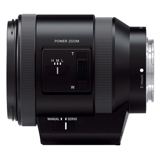 Sony E PZ 18-200mm f/3.5-6.3 OSS Lens SELP18200
