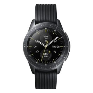 Free Samsung Galaxy Watch 42mm - Midnight Black