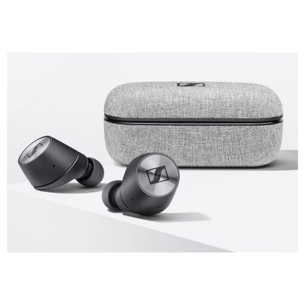 Sennheiser M3IETW MOMENTUM True Wireless In Ear Headset Black
