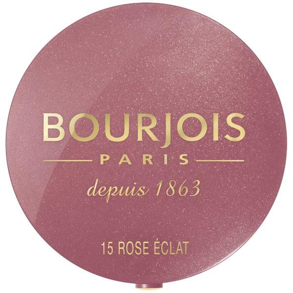 Bourjois, Little Round Pot Blusher. 15 Rose eclat