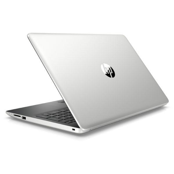 HP 15-DA1002NE Laptop - Core i3 3.9GHz 4GB 1TB Shared Win10 15.6inch HD Silver