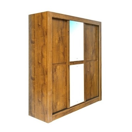 Pan Emirates 3 Door Sliding Wardrobe With Mirror