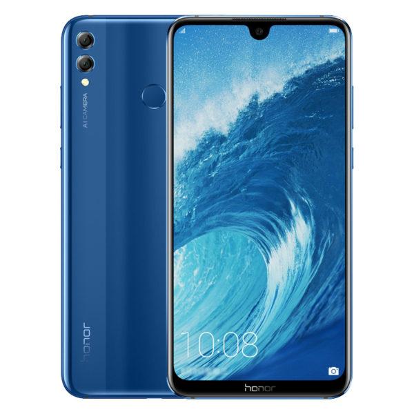 Honor 8X Max 128GB Sapphire Blue 4G Dual Sim Smartphone