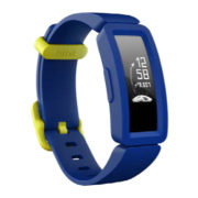 Fitbit Ace 2 Activity Tracker For Kids - Night Sky/Neon Yellow