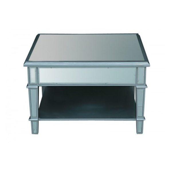 Pan Emirates Swedan Coffee Table - Silver
