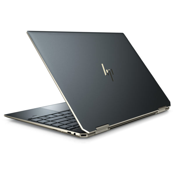 HP Spectre x360 13-AP0012NE Convertible Touch Laptop - Core i7 1.8GHz 16GB 512GB Shared Win10 13.3inch FHD Blue