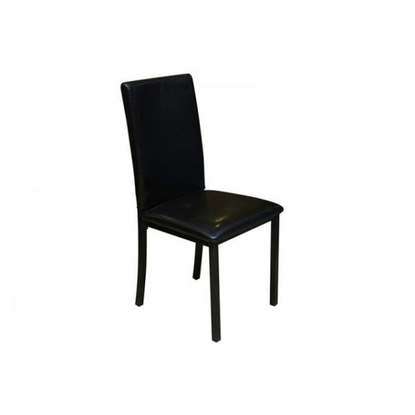 Pan Emirates Crawford Dining Set (1+4) - Black