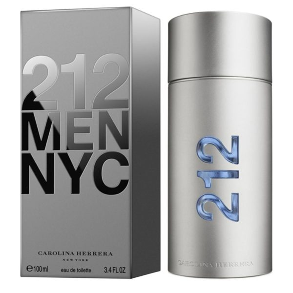 6b1c2af07 Buy Carolina Herrera 212 NYC For Men 100ml Eau de Toilette – Price ...