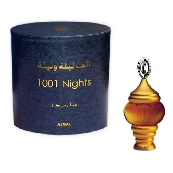 Ajmal Alf Laila O Laila Perfume Oil 30Ml OIL 30ml