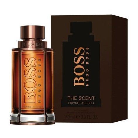 Hugo Boss The Scent Private Accord For Men 100ml Eau de Toilette