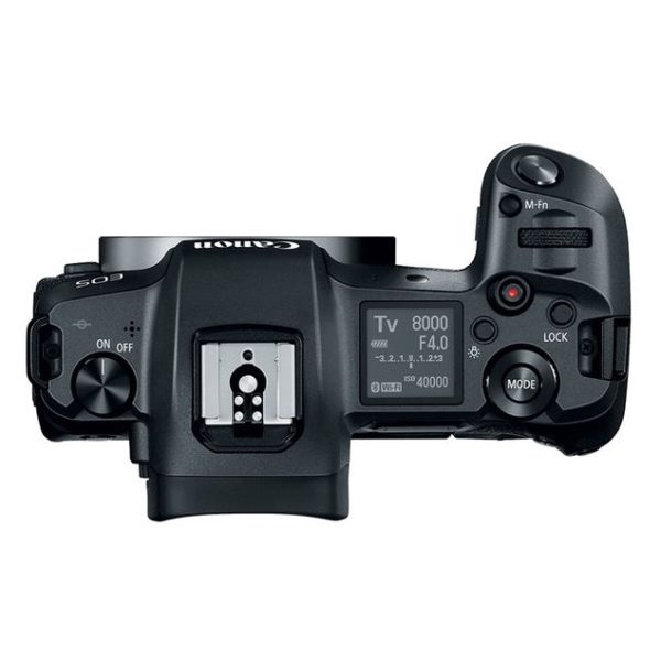 Canon EOS R Mirrorless Digital Camera Body Black