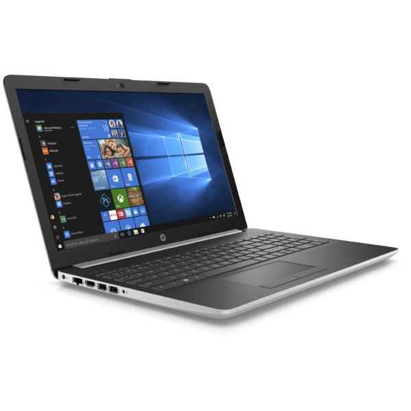 HP 15-DA1013NE Laptop - Core i5 3.9GHz 8GB 1TB 2GB Win10 15.6inch FHD Silver