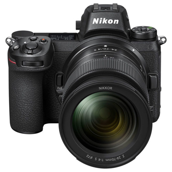 Nikon Z6 Digital Mirrorless Camera Black + Z 24-70MM F/4 S Lens + Z 50mm f/1.8 S Lens + FTZ Adapter + Sony 32GB XQD Memory Card + Nikon Premium Member