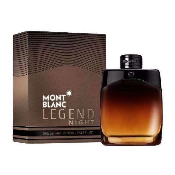 Montblanc Legend Night Perfume For Men 100ml Eau de Toilette