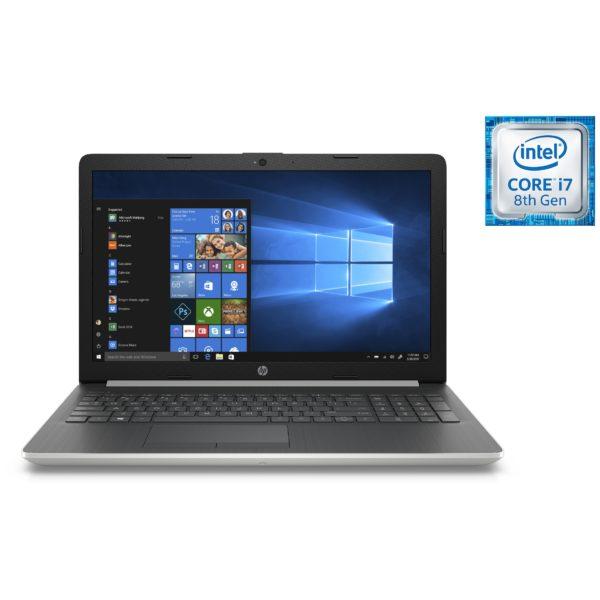 HP 15-DA1007NE Laptop - Core i7 1.8GHz 8GB 1TB 4GB Win10 15.6inch FHD Silver