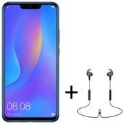 Huawei Nova 3i 128GB Iris Purple Dual Sim Smartphone INELX1 + AM61 Honor BT Headset