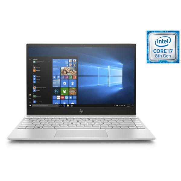 HP ENVY 13-AH1004NE Laptop - Core i7 1.8GHz 16GB 1TB 2GB Win10 13.3inch FHD Silver