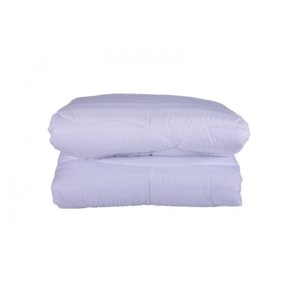 Classy Duvet Cover S/3 200TC 230X220 cm White