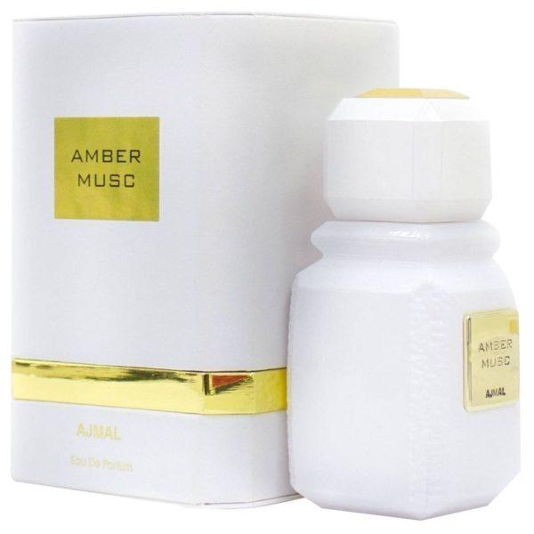 Ajmal Amber Musc For Unisex Eau de Parfum 100ml Unisex