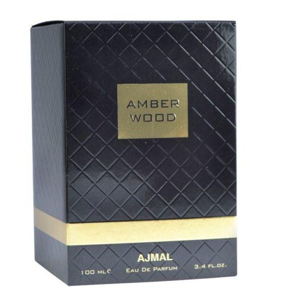 Ajmal Amber Wood Spray Eau de Parfum 100ml Unisex